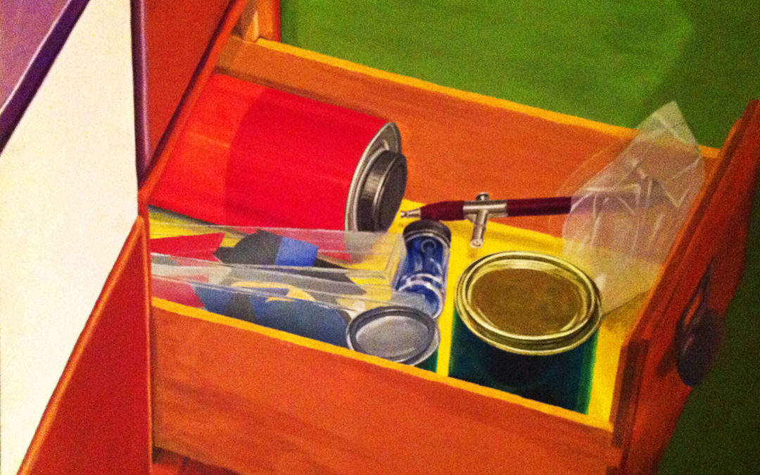 Paint Drawer