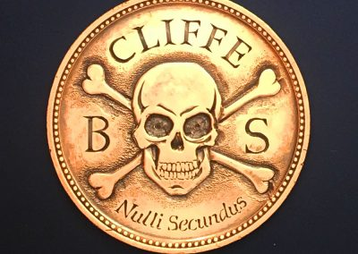 Cliffe Bonfire Society Penny